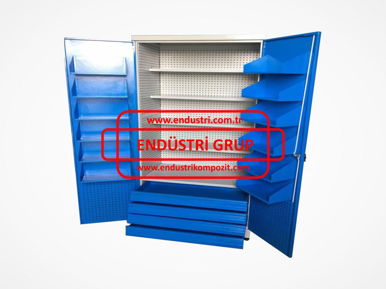 paslanmaz-metal-celik-endustriyel-cekmeceli-rafli-tekerlekli-kapakli-takim-malzeme-dolabi-calisma-tezgahi-masasi-kabini-cesitleri